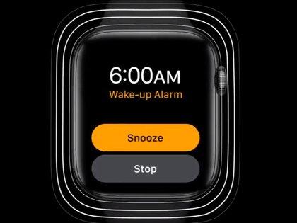 Se sumó una herramienta para monitorear la calidad del sueño.