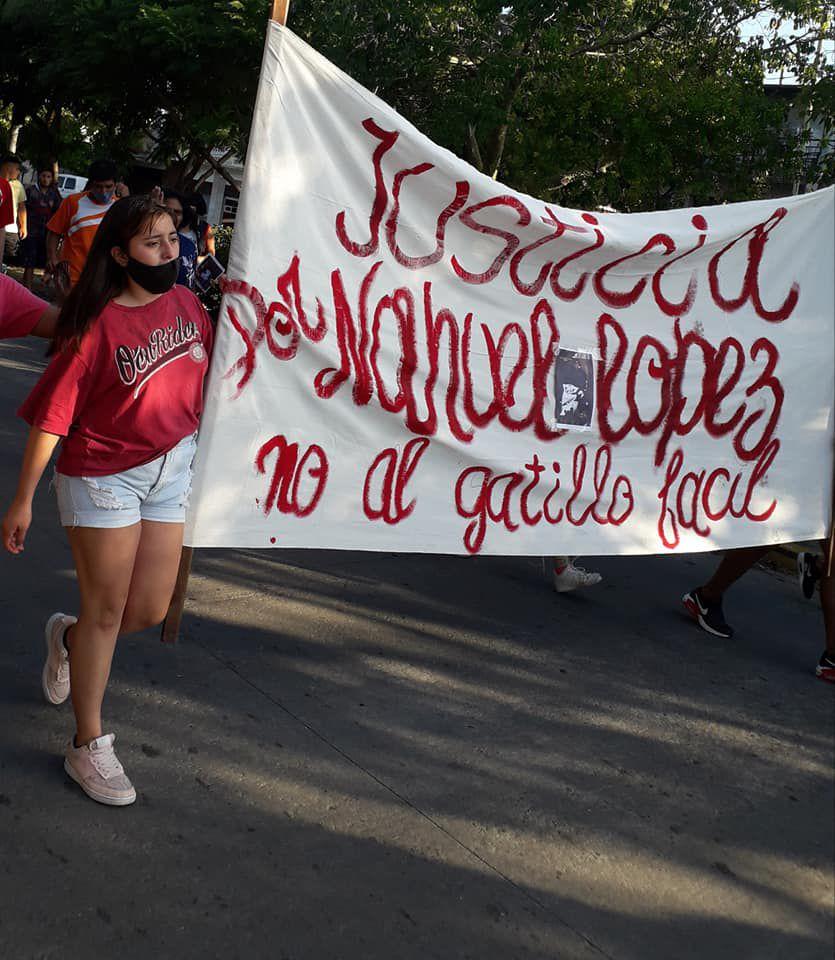 Crimen de Nahuel Lopez en Berazategui