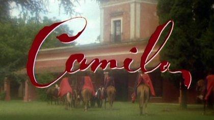 La historia de Camila O'Gorman y Ladislao Gutiérrez fue llevada al cine por María Luisa Bemberg