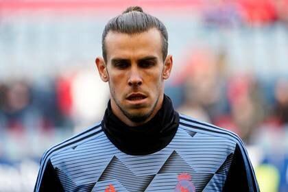 Gareth Bale ve un problema en el futbol