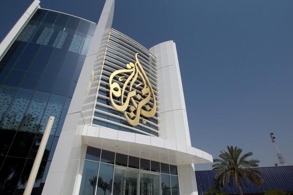 Las oficinas de Al-Yaziraen Doha, Qatar (REUTERS/Naseem Zeitoon/File Photo)
