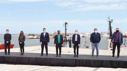 El gobernador bonaerense hizo el anuncio junto al intendente de Mar del Plata, Guillermo Montenegro