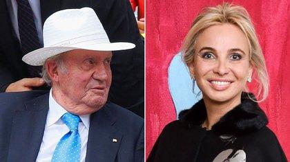 Corinna Larsen y el rey Juan Carlos mantuvieron una larga relación de amantes, poder y negocios