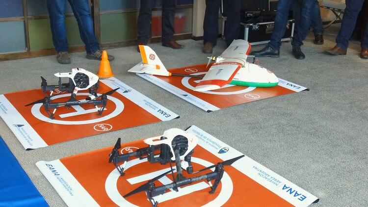 La gran gama de uso de drones incluye lasoperaciones hostiles, tanto militares como civiles.