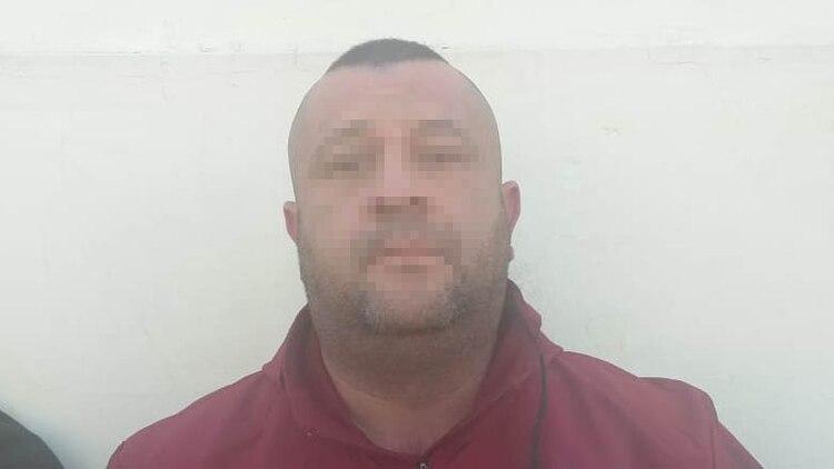 Ale de Budge, uno de los detenidos, acusado de liderar una de las facciones que intentó copar la tribuna
