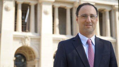 Diego Marias, al frente de otra comisión