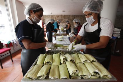 Hasta el corte del 20 de mayo, Mexico registró un total de 56,594 casos de contagios (Foto: EFE/Francisco Guasco)
