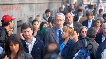 En la argentina el crecimiento demográfico de las ciudades se traduce en que ya el 80 por ciento de la población del país vive en ellas. Foto: Fernando Calzada.