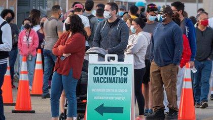 """La Casa Blanca aseguró que Estados Unidos está """"pasando la página"""" de la pandemia"""
