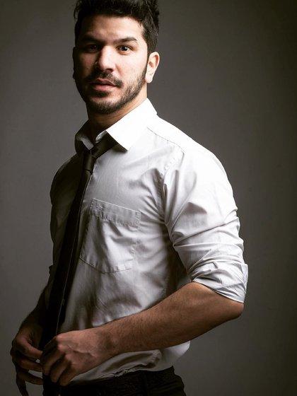 Bruno Pedicone tiene 33 años (Crédito: Carlos Furman)