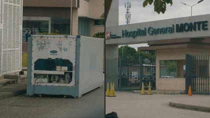 El gobierno de Ecuador dijo el miércoles que retiró 150 cuerpos que yacían en viviendas de Guayaquil, tras el caos desatado en esa ciudad por la pandemia del nuevo coronavirus que ralentizó el traslado de las personas que han fallecido por múltiples causas.
