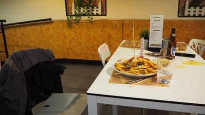 Imagen de referencia para restaurante de comida rápida /Archivo Infobae