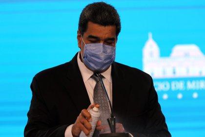 Nicolás Maduro (EFE/Miguel Gutiérrez/Archivo)
