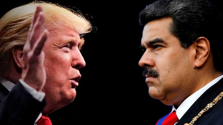Donald Trump impuso un bloqueo total a las propiedades del régimen venezolano en EEUU