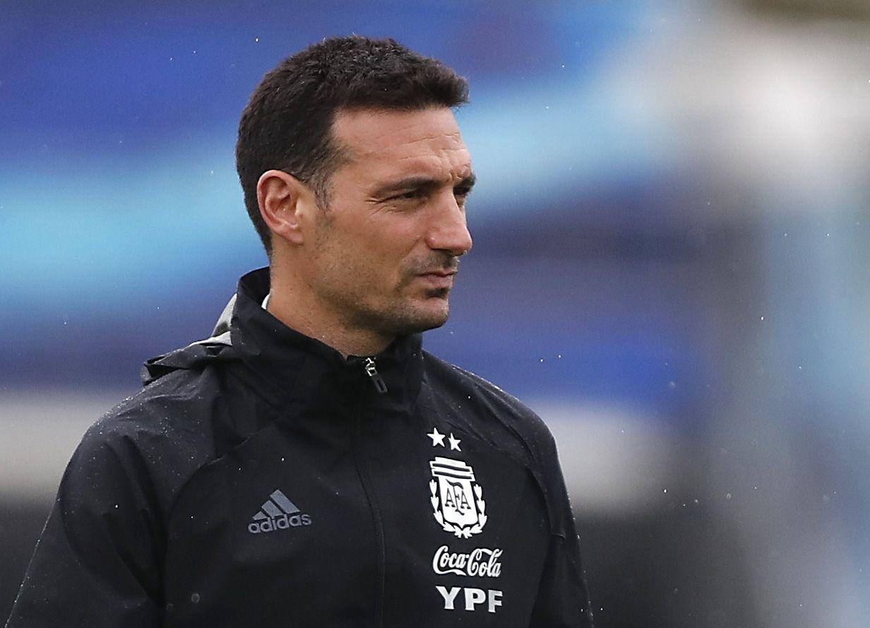 Lionel Scaloni suele recibir buenas críticas de Horacio Pagani (REUTERS/Agustín Marcarian)