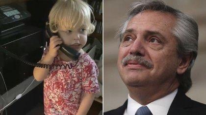 El llamado más divertido de Mirko: le hizo un divertido pedido al Presidente y obtuvo la respuesta más esperada
