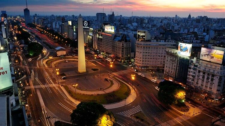 Buenos Aires cayó al puesto 125 en el ranking de ciudades más caras (Getty Images)