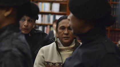 """Sala reclamó por su libertad y se consideró una """"presa política"""" (Juan Fernández)"""