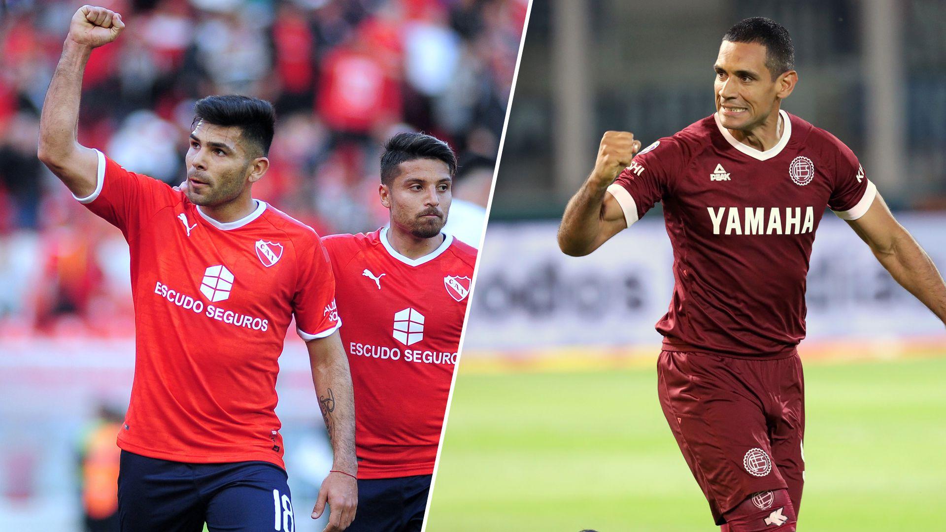 Independiente enfrenta a Lanús por los cuartos de final de la Copa Argentina