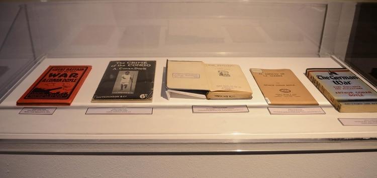 La Gran Guerra afectó profundamente al autor