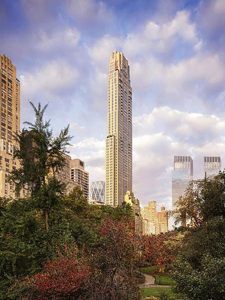 Así se verá la torre cuando esté terminada (Crédito: vornado.com)