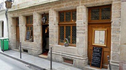 Muchos fanáticos de Harry Potter visitan este lugar debido al personaje que responde al nombre de Nicolas Flamel (Instagram: @mr_getz)