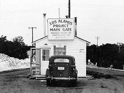 Los Alamos, el inexpugnable sitio donde se creó la bomba atómica (Wikipedia)