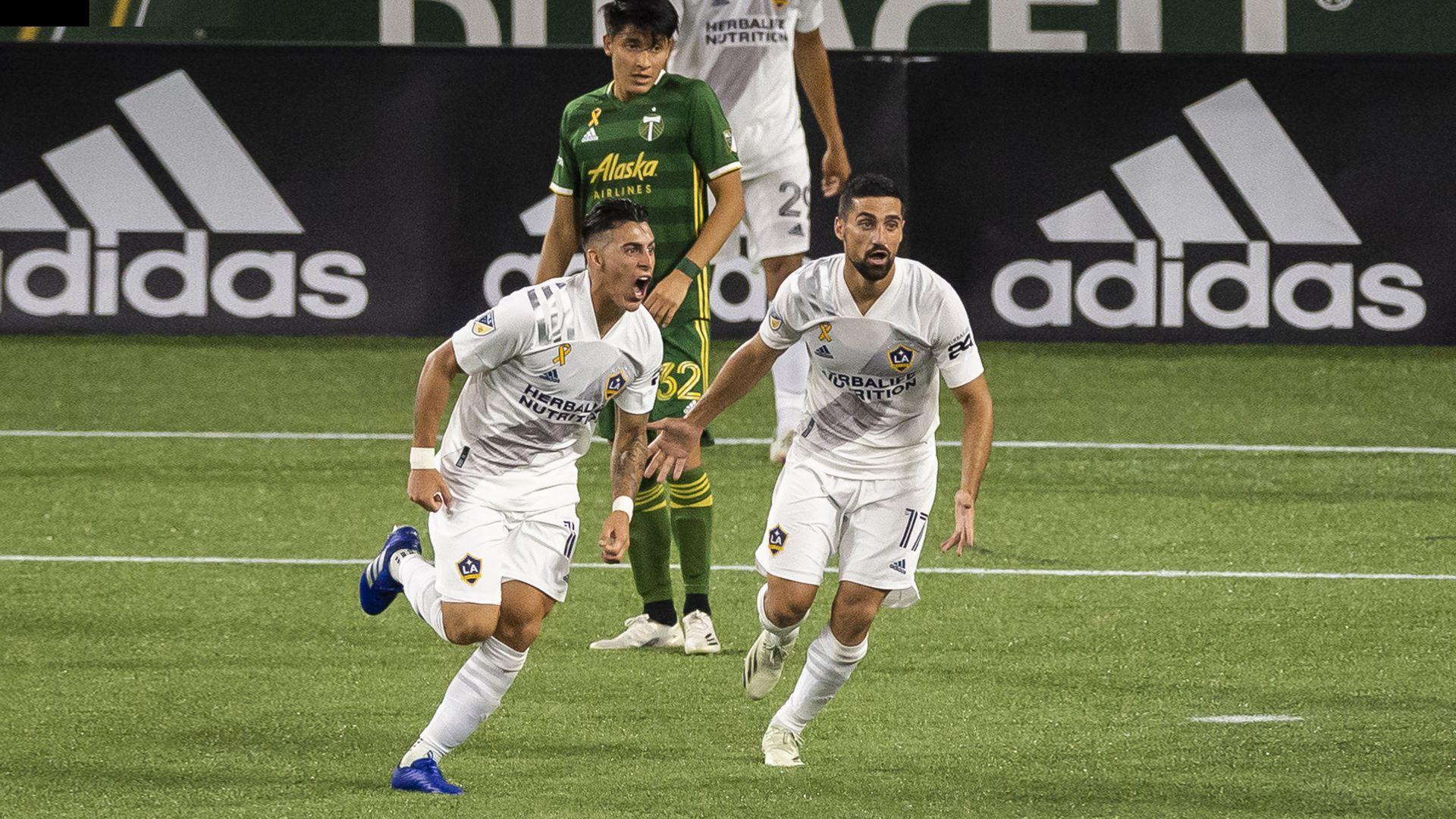 MLS LA Galaxy at Portland Timbers