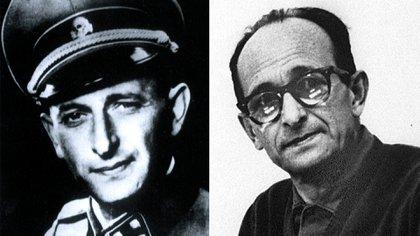 Adolf Eichmann ingresó al país en julio de 1950, proveniente del puerto de Génova con un pasaporte del Comité Internacional de la Cruz Roja. El documento fue confeccionado en Ginebra bajo el nombre falso de Ricardo Klement