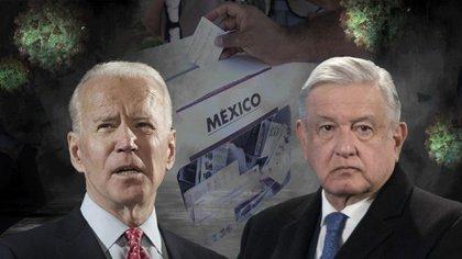 Ambos mandatarios se dijeron respetuosos de los pueblos de América del Norte (Fotoarte: Steve Allen)