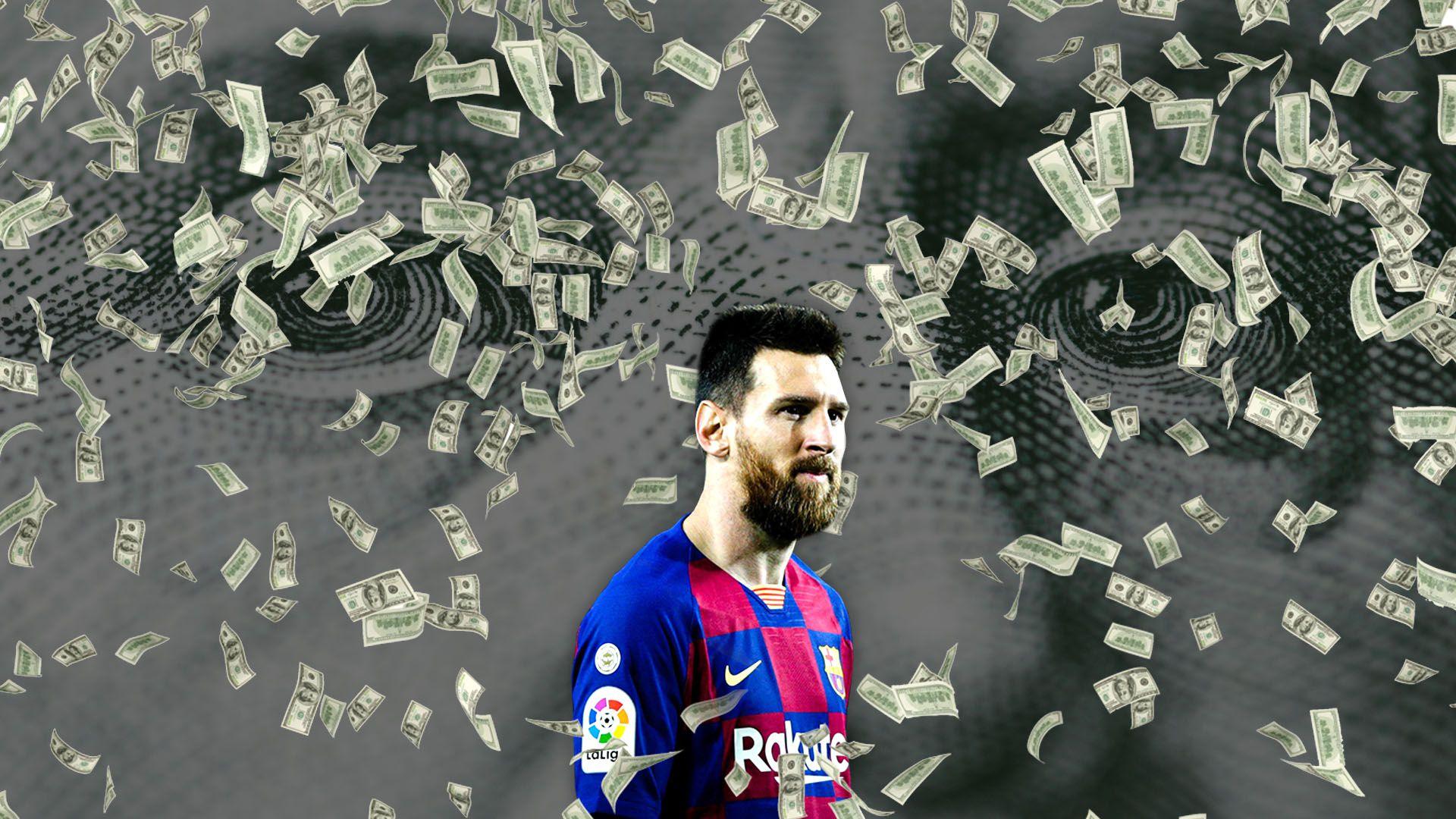 Quién es el argentino que se convertirá en el mejor pago de la Liga de España si se concreta la salida de Messi