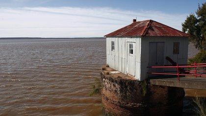 Fray Bentos tiene costa sobre el río Uruguay