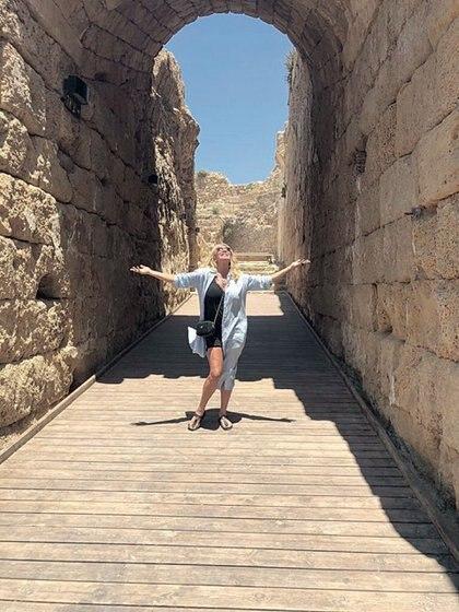 Cesárea, la ciudad portuaria fundada por Herodes.
