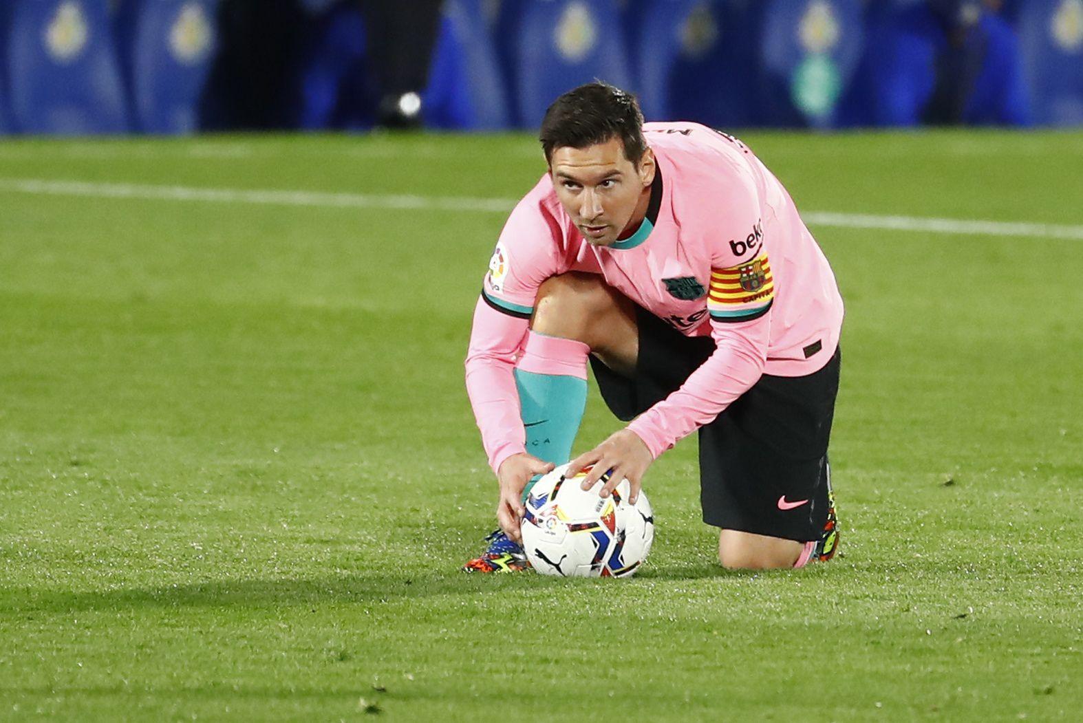 Lionel Messi es el único jugador mayor de 30 años que aparece en el Top10 (Reuters)