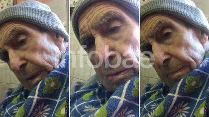 Las últimas fotos de Barreda, días antes de su muerte a los 83 años