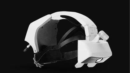 Casco de realidad aumentada de Augmedics