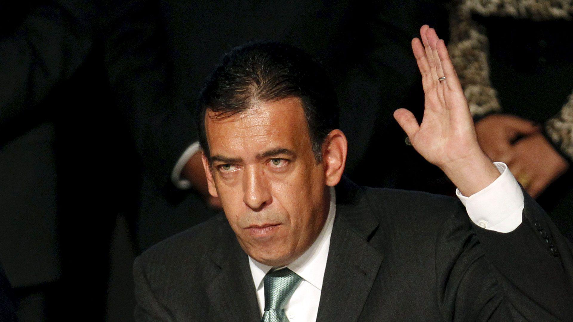 Humberto Moreira, ex gobernador de Coahuila (Foto: Reuters)