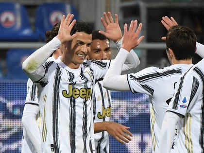 La llegada de Cristiano Ronaldo trajo algunos inconvenientes en Fiat (REUTERS/Alberto Lingria)