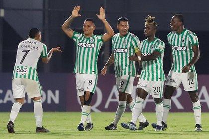 Atlético Nacional EFE/Nathalia Aguilar