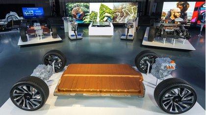 La plataforma Ultium potenciará la nueva línea de vehículos eléctricos de GM (General Motors)