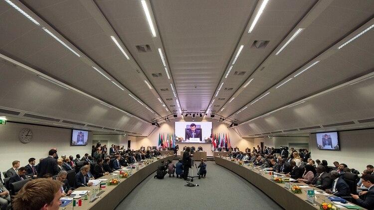 La decisión de la OPEP de recortar su producción es una de las principales causas de la suba sostenida (AFP)