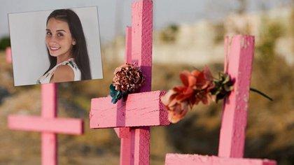Feminicidio en Colombia. Asesinato de Natalia Fernández Montoya. Foto: Archivo particular.