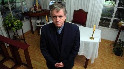 El cura Julio César Grassi condenado por abuso sexual pidió prisión domiciliaria escudado en el Coronavirus (Télam)