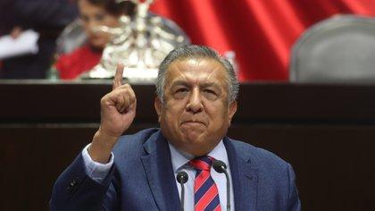 Saúl Huerta: Cámara de Diputados alista periodo de pruebas en su proceso de desafuero