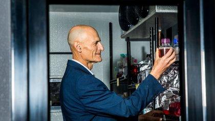 Juan Carlos Izpisúa Belmonte es un científico español que busca estirar los límites de la vida orgánica (Instituto Salk)