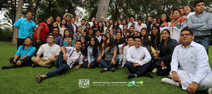 Algunos alumnos y alumnas no denuncian por temor a represalias, como que les sea cancelada la beca (Foto: Sistema de Becas para Estudiantes Indígenas UNAM)