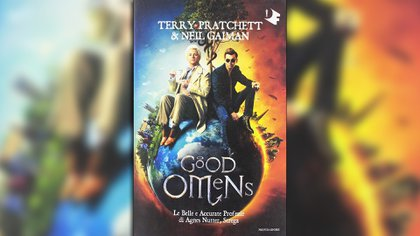 Good Omens - Terry Pratchett y Neil Gaiman