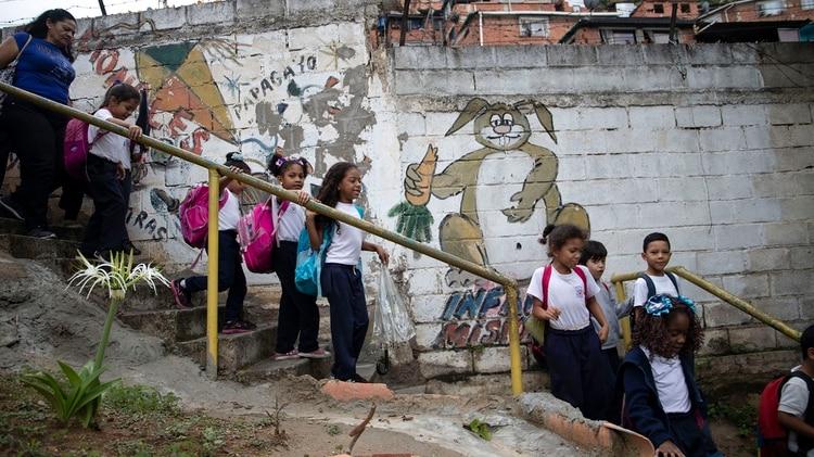 La Asociación Venezolana de Escuelas Católicas contabilizó 7000 renuncias desde septiembre pasado en sus establecimientos