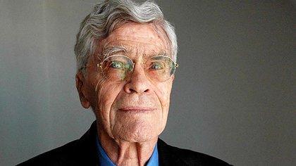 El argentino Mario Bunge está considerado como uno de los científicos vivos más importantes del mundo (DyN)
