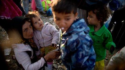 Casi 1.200 menores no acompañados llegaron a Italia en el 2021